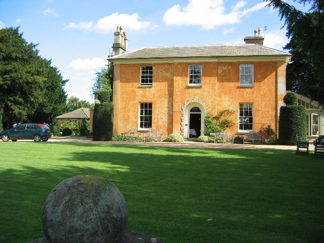Langar Hall, Nottinghamshire