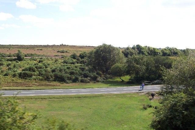 Lymington Junction