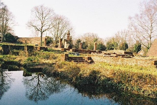 Scadbury Park, Sidcup, Kent