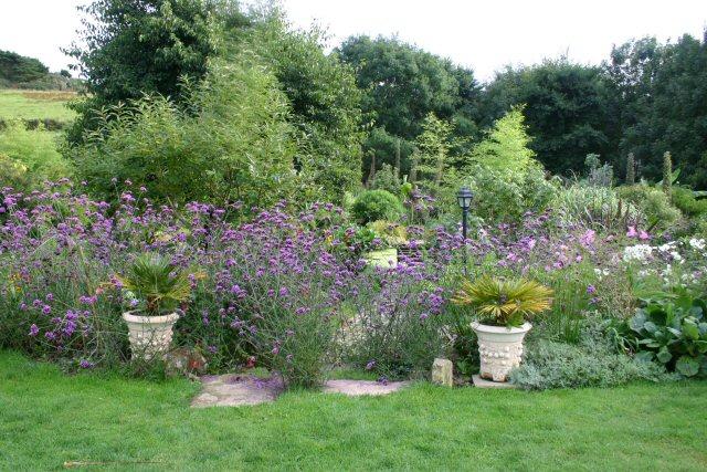 Pengersick farm - the gardens