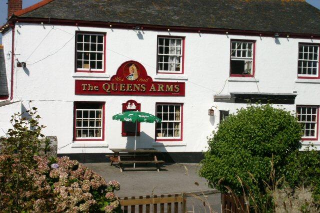 The Pub in Breage