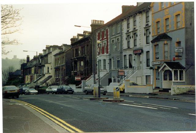 Folkestone Road, Dover