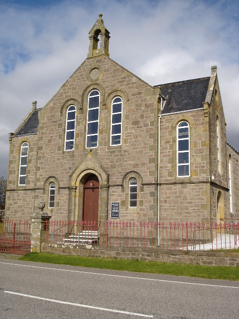Free Church of Scotland in Aultbea