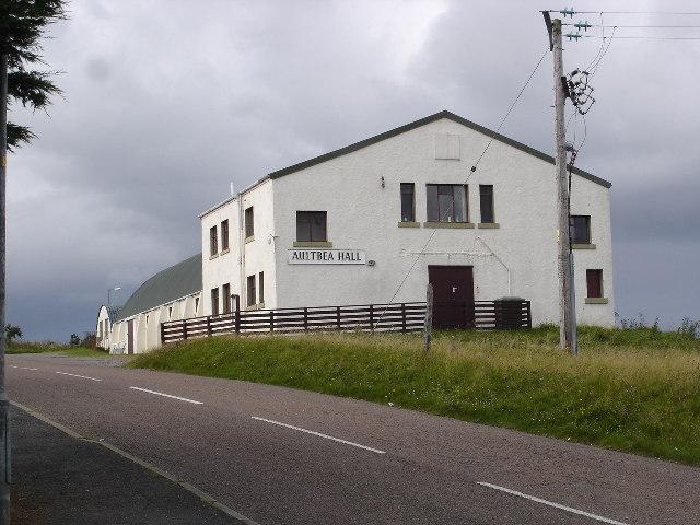 Aultbea Hall