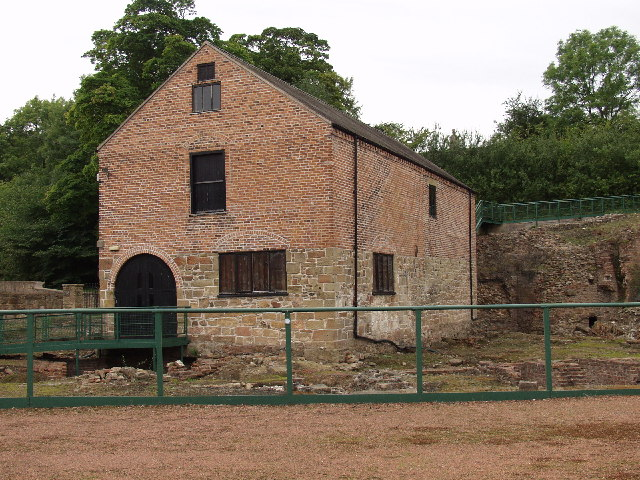 Bersham Iron Works by Wrecsam