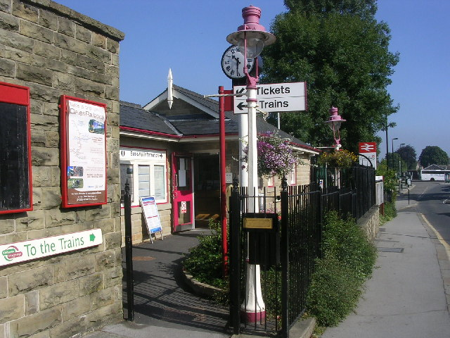 Clitheroe Railway Station