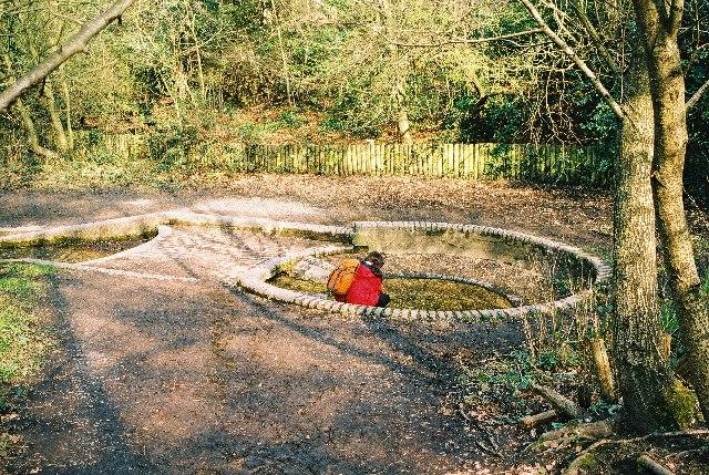 Caesar's Well, Keston, Kent