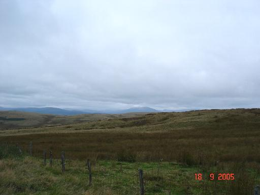 Moorland to Mountains