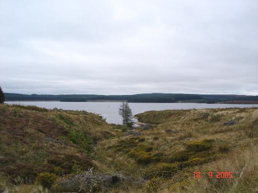 Lake Brenig