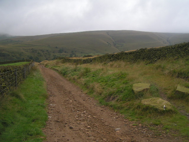 Pennine Bridleway, Roych Clough