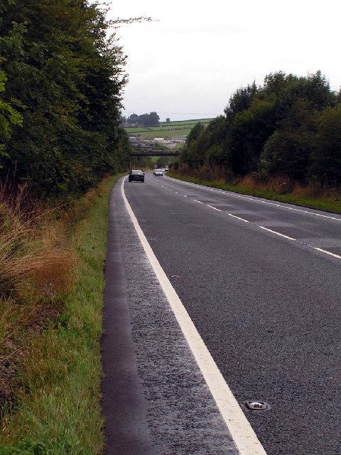 A66, south of Cockermouth