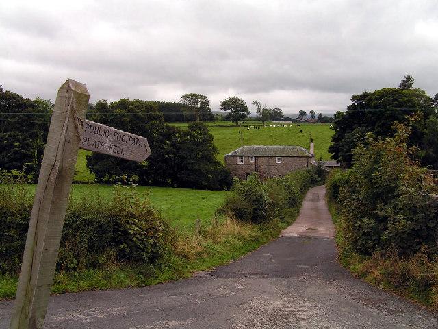 Bridle Path, nr Slate Fell