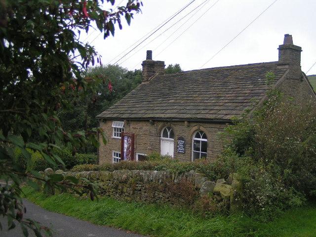 Bagshaw Methodist Chapel