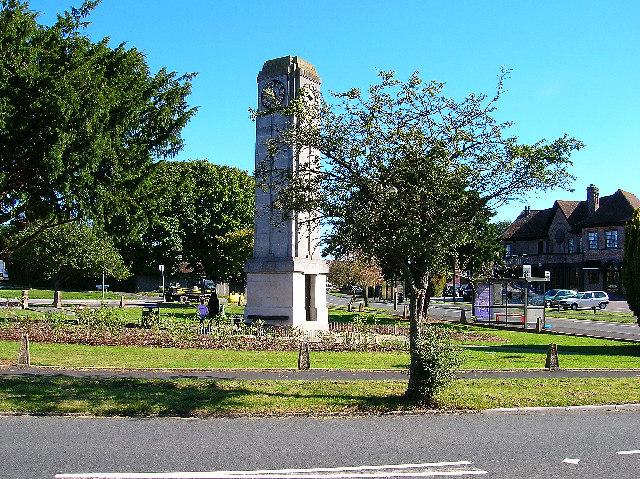Clock Tower, Ladies Mile, Patcham