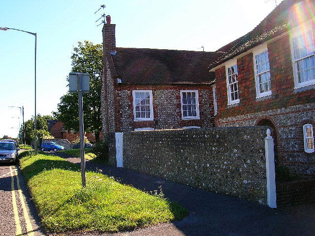 Patcham Court Farm cottages, Patcham