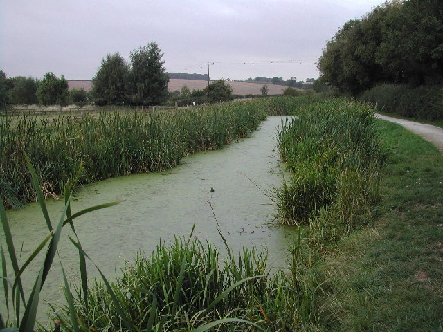 Grantham Canal, Kinoulton