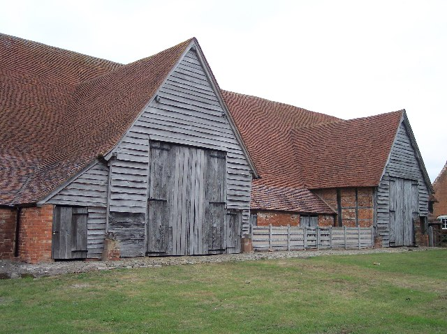 Tithe Barn, Leigh, Worcestershire