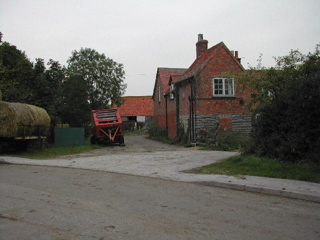 A farm in the hamlet of Owthorpe
