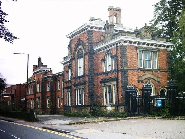 Old Withington hospital