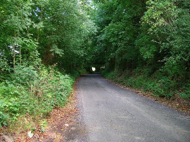 Beggar's Lane, near Poynings