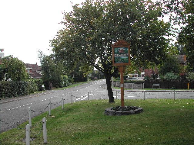 Kinoulton Village Green