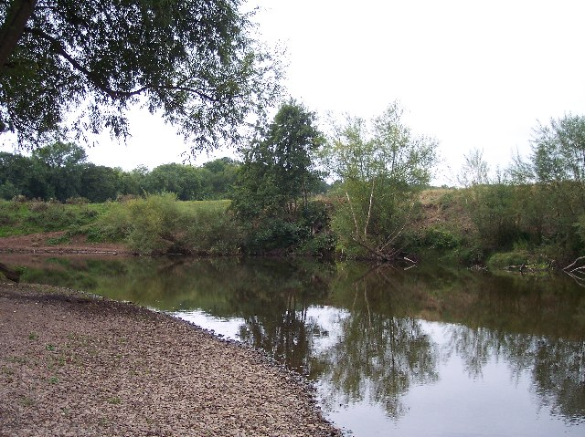 River Teme, near Bransford