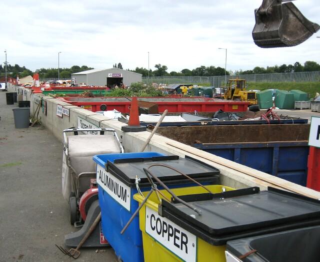 Burton Farm Recycling Centre