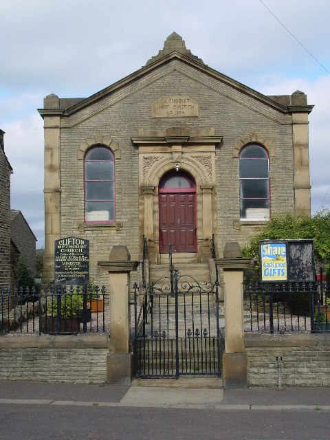 Clifton Methodist Church