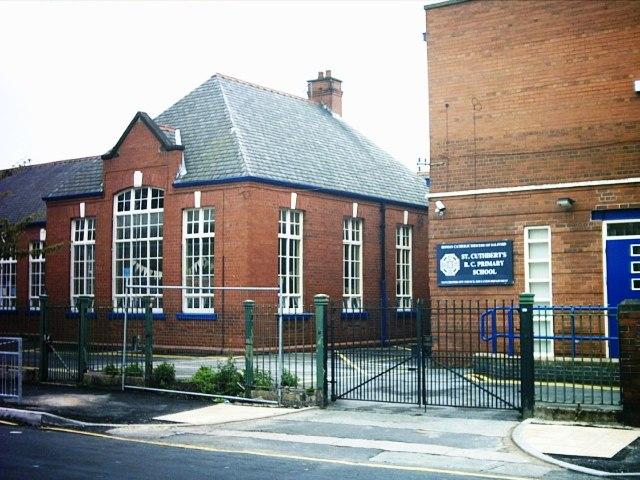 St Cuthbert's school