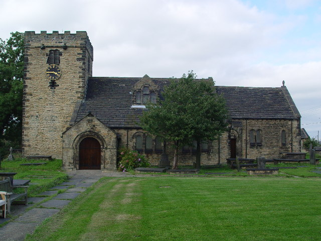 Hartshead Parish Church