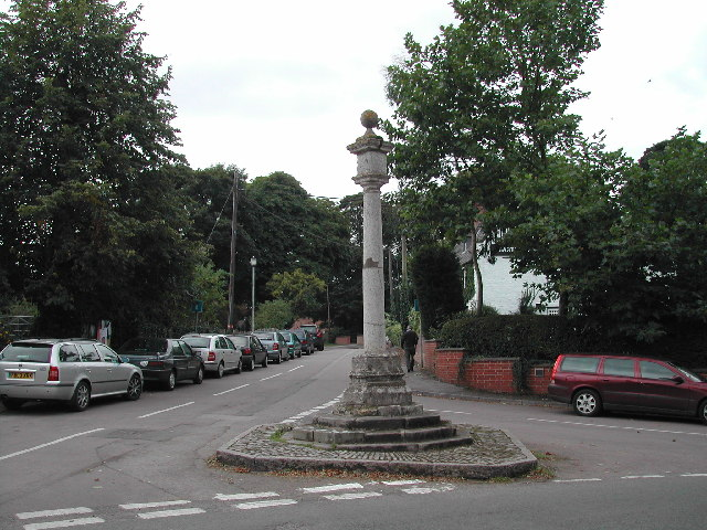 Junction of School Ln and Hall Ln, Colston Bassett