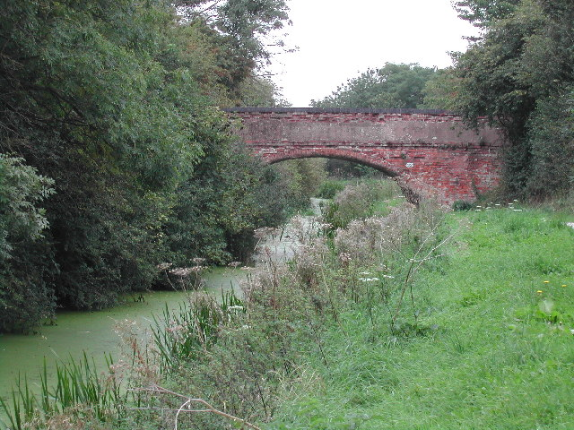 Clarke's Bridge , over the Grantham Canal