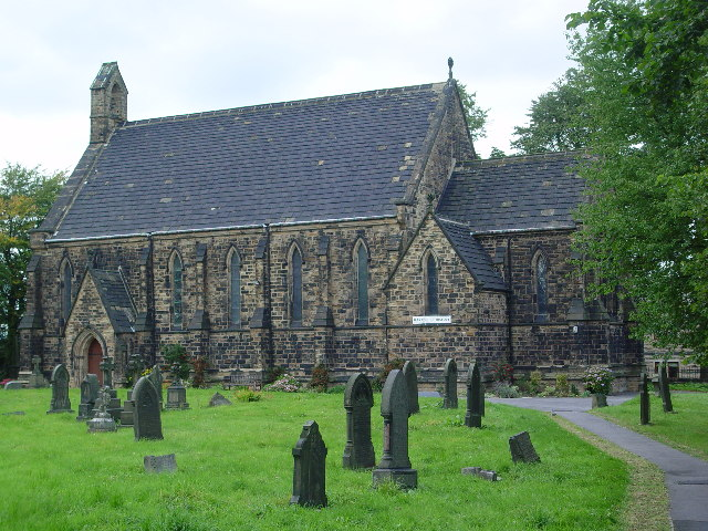 All Saints Parish Church of Roberttown