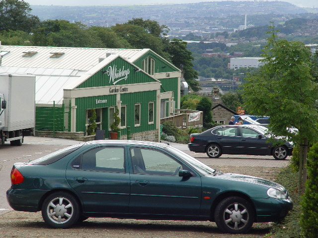 Whiteley's Garden Centre, Moor Top