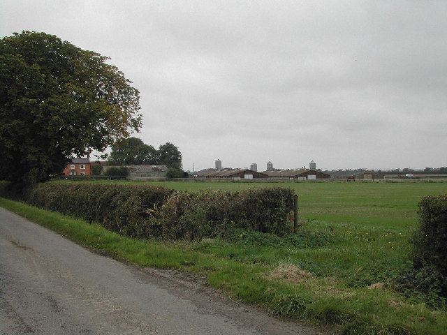 Battery Farming, Hose Lodge Farm