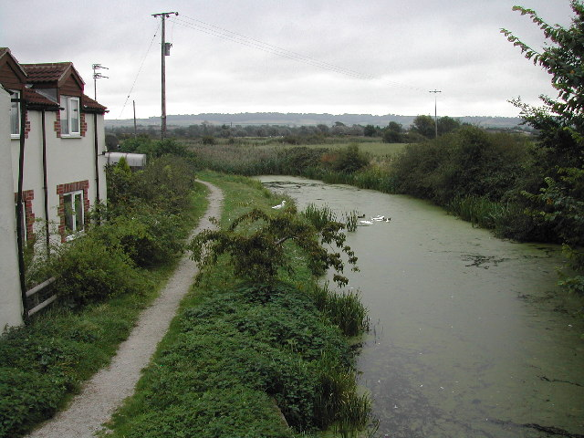 Disused Grantham Canal