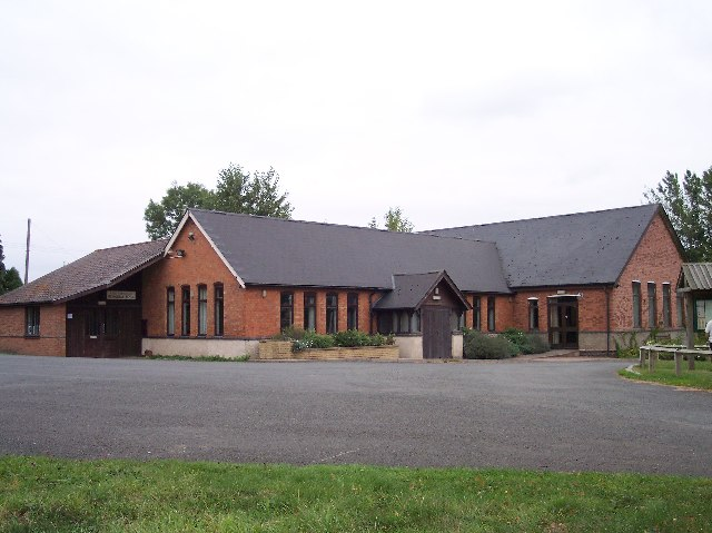 Leigh & Bransford Memorial Hall