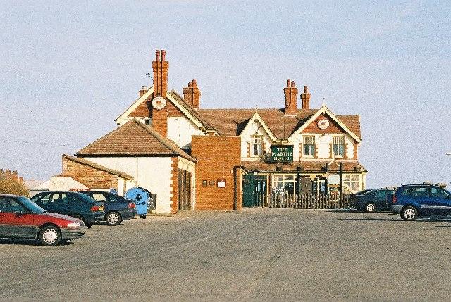 Marine Hotel, Hornsea, Yorkshire