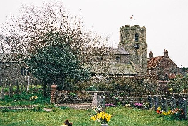 Bempton Parish Church, Yorkshire