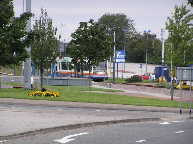 Tram terminus, Halfway