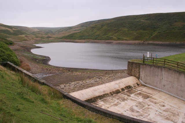 Outflow, Wessenden Reservoir
