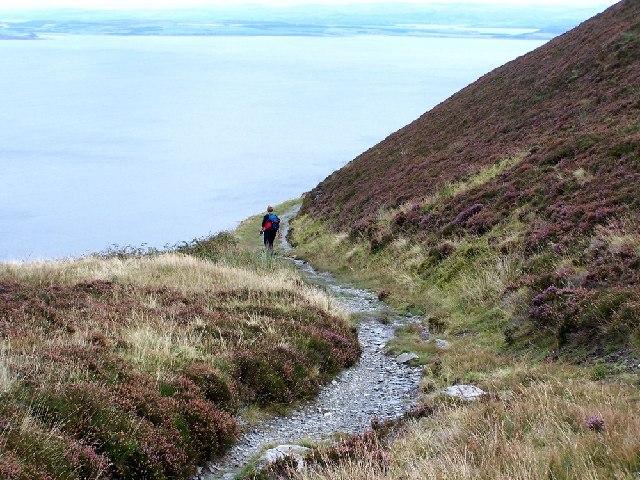 Footpath to Laggan
