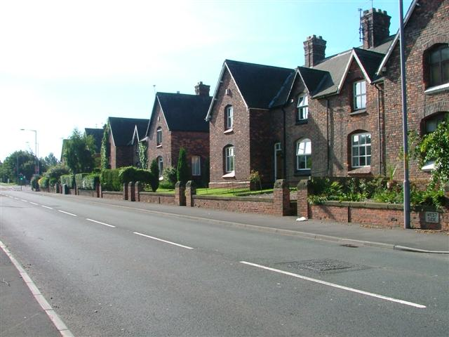 Row of Cottages, Marton Road