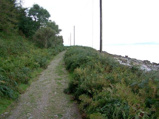Footpath - North Arran