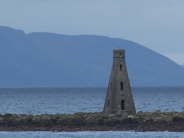 Beacon Tower, Horse Island