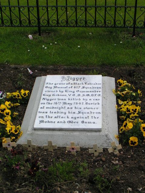 Nigger's grave