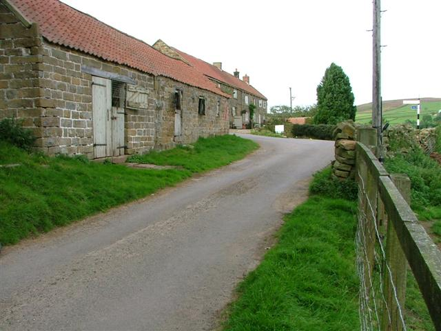 Farm Buildings, Low Cote Farm, Ryedale