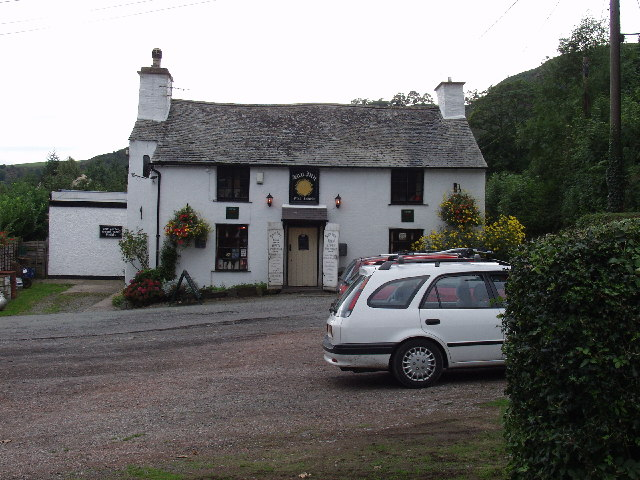 The Sun Inn at Rhewl