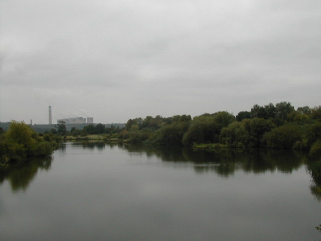 Attenborough gravel pits