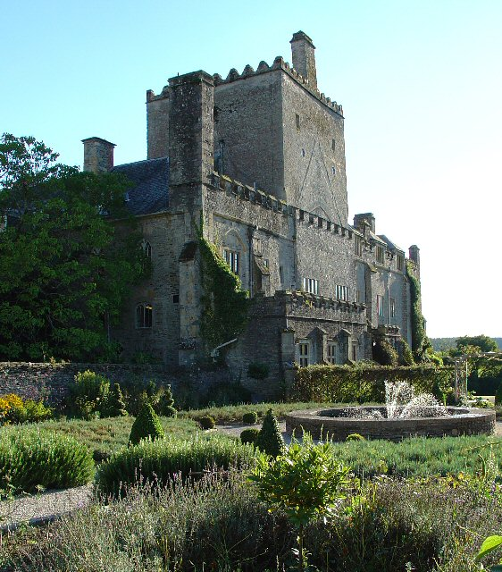 Buckland Abbey, Devon